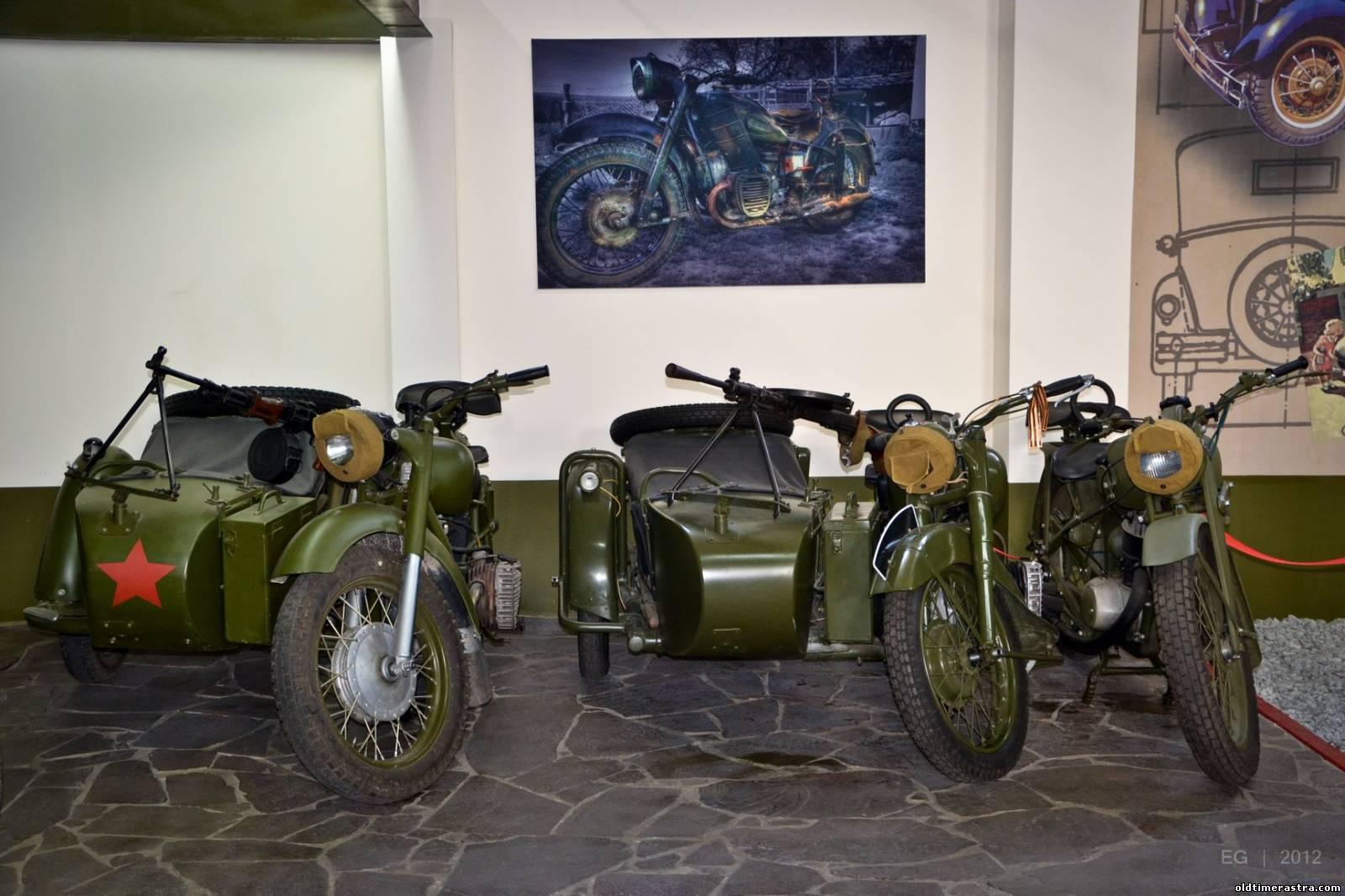 Запорожье музей ретро автомобилей 4